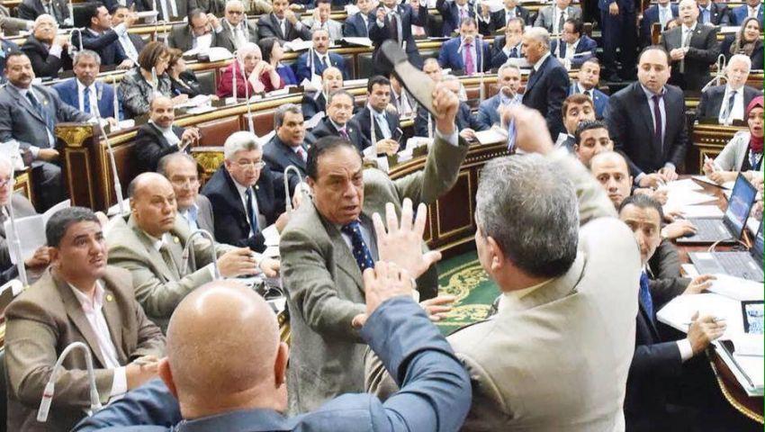 عبدالنور رافضا واقعة الجزمة: كمال أحمد خذلني وكنت أظنه نائبًا محترمًا