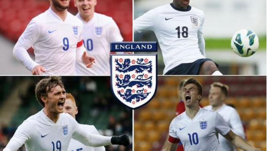 صورة.. تشكيل المنتخب الإنجليزي في 2020