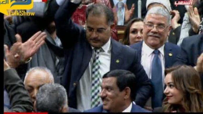 فيديو.. سليمان وهدان يفوز بمنصب الوكيل الثاني للبرلمان