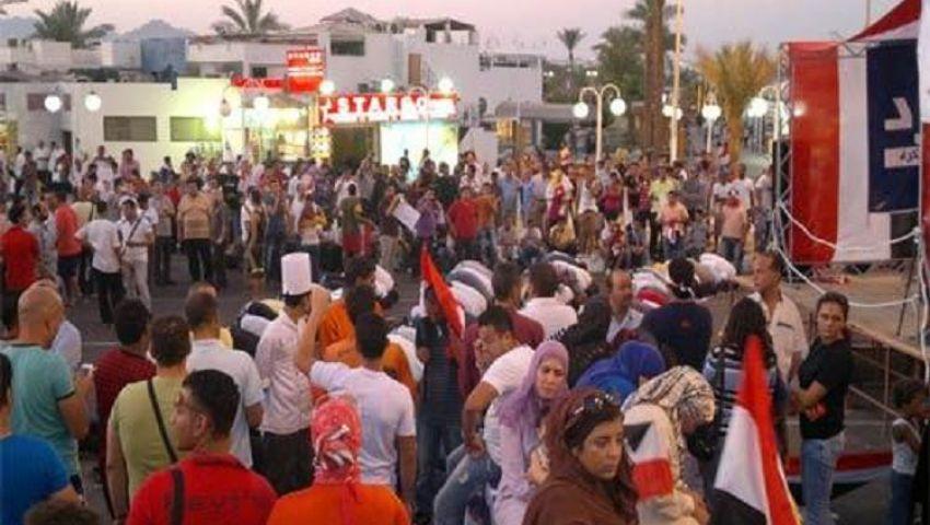 دعوات للحشد أمام ديوان المنوفية لدعم 30 يونيو