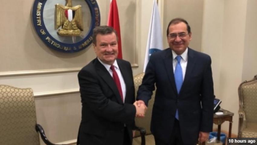 صحيفة أوكرانية : لتنمية  الاقتصاد..  تعاون بين مصر وأوكرانيا في مجال الطاقة
