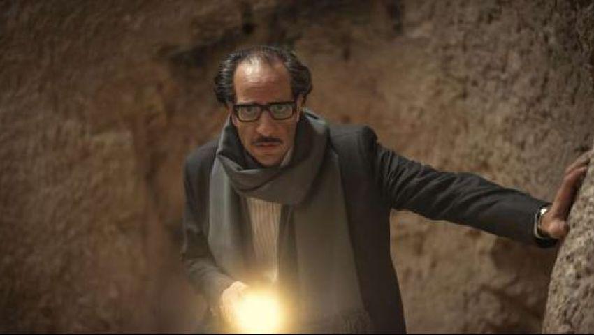 فيديو   هل توقع أحمد أمين نجاح مسلسل ما وراء الطبيعة؟