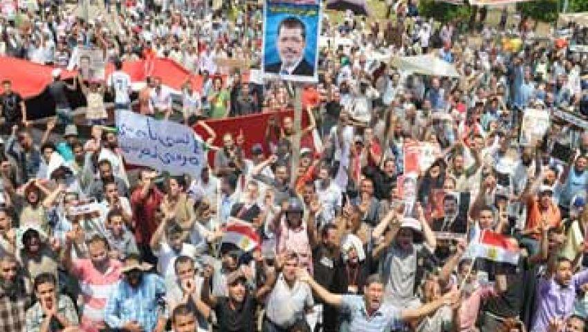 ضبط بلطجي في اعتصام النهضة