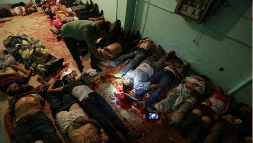 164 قتيلاً حصاد الاشتباكات منذ 26 يونيو