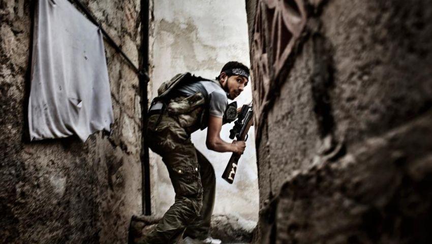 الجيش السوري الحر: تغيير اتجاه الهواء أصاب جنود الأسد بغاز قاتل