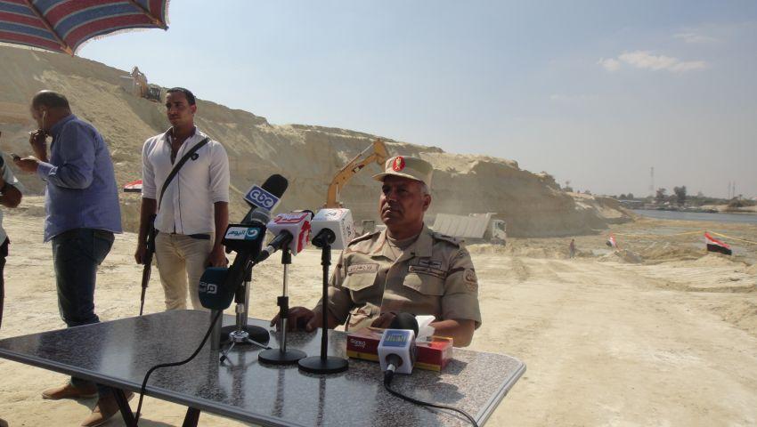 مشرف قناة السويس الجديدة: لا مخاطر على المشروع لهذه الأسباب