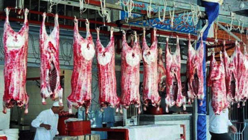 الركود يخيم على سوق اللحوم منذ عيد الأضحى