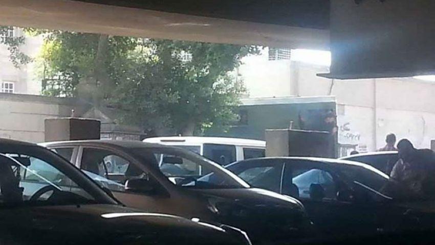 الامن يقتحم جامعة القاهرة لملاحقة طلاب المعارضة المتظاهرين
