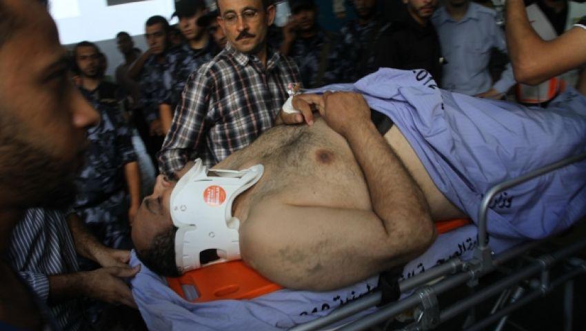 نقل 24 جريحًا للعلاج خارج قطاع غزة