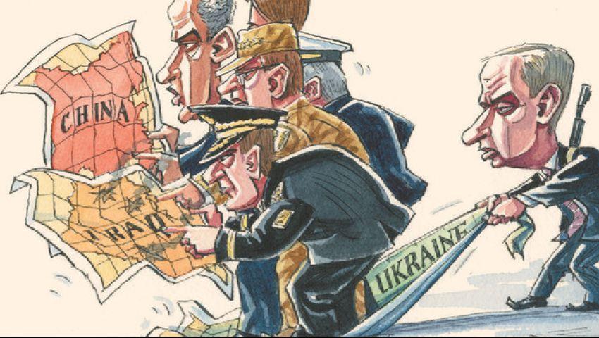 فاينانشال تايمز: بوتين أخطر من داعش
