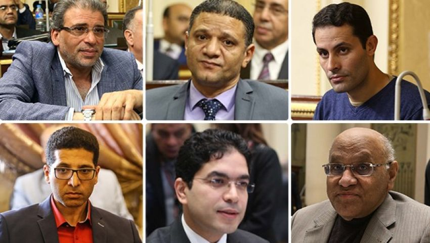نواب المعارضة بالبرلمان على طريق التوحد