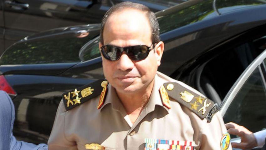 السيسي: مرسي صنع حجم معارضة فاقت معارضة مبارك