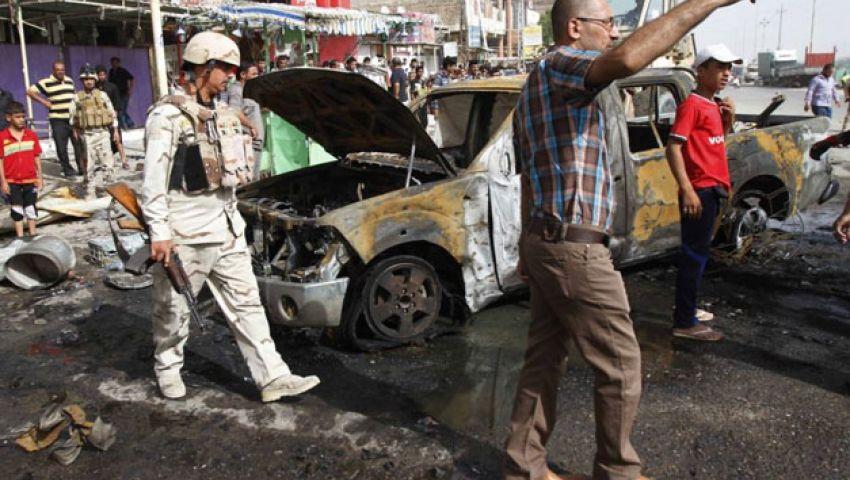 عبوة ناسفة تستهدف دورية عسكرية شمال بغداد