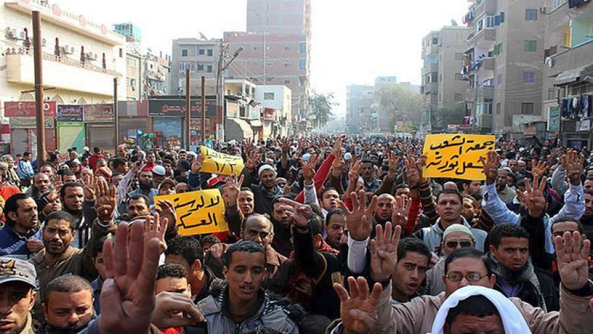 قانوني: حكم إعدام الـ529.. الأول في تاريخ مصر