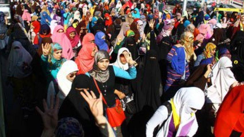 فيديو..اعتقال 15 فتاة فى أشمون بالمنوفية