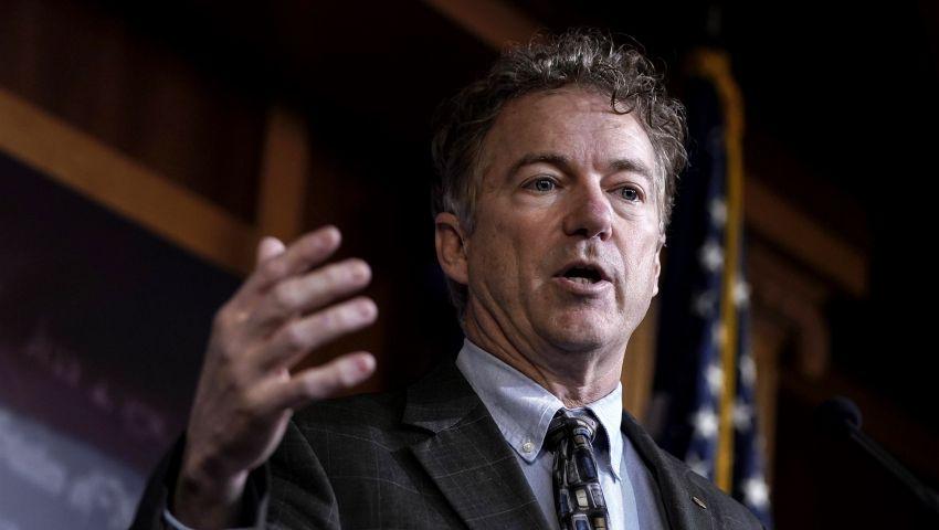 بدون أعراض.. فيروس كورونا يصيب السيناتور الأمريكي راند بول