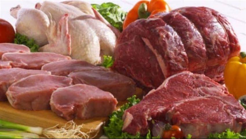 فيديو| تعرف على أسعار اللحوم والدواجن اليوم الأحد 7-4-2019
