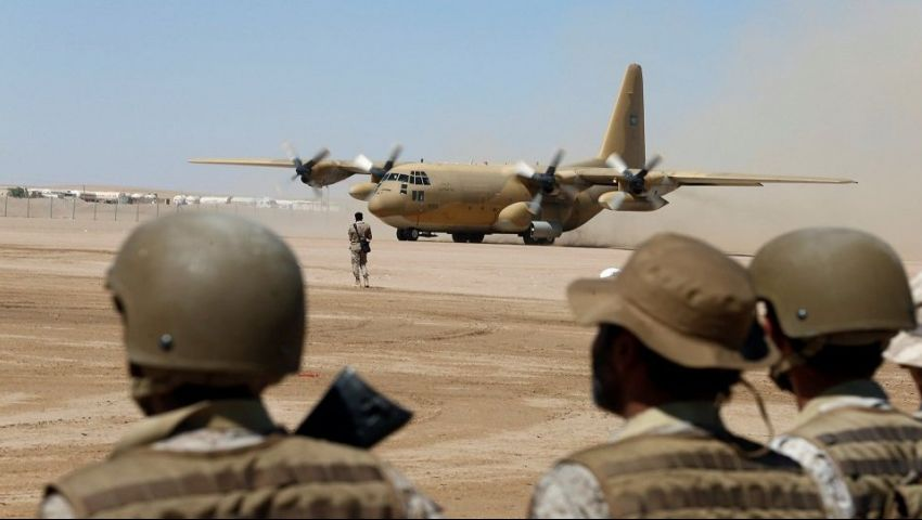 التحالف يعلن حجم الأراضي المحررة من قبضة الحوثيين باليمن