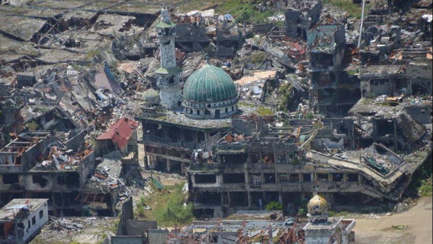 مراوي عاصمة مسلمي الفلبين.. أحلام الإعمار من تحت أنقاض المدينة المنسية