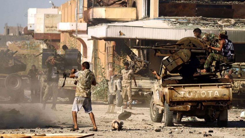 الحرب تستعر في طرابلس ليبيا.. من المستفيد؟
