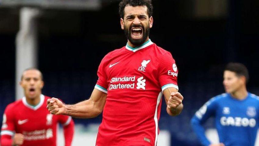 فيديو   محمد صلاح وقصة الأهداف الـ100 مع ليفربول