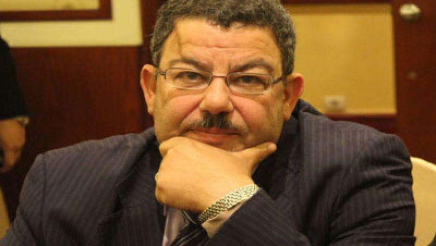 سيف عبد الفتاح بعد منع إذاعة حلقة هشام جنينة: أزهى عصور الديمقراطية