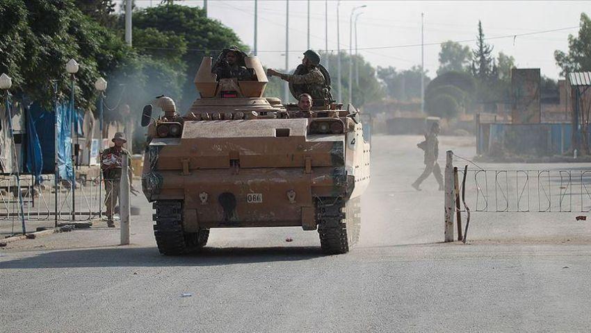 فيديو| 7 أيام «نبع السلام».. آخر مستجدات العملية العسكرية التركية في سوريا