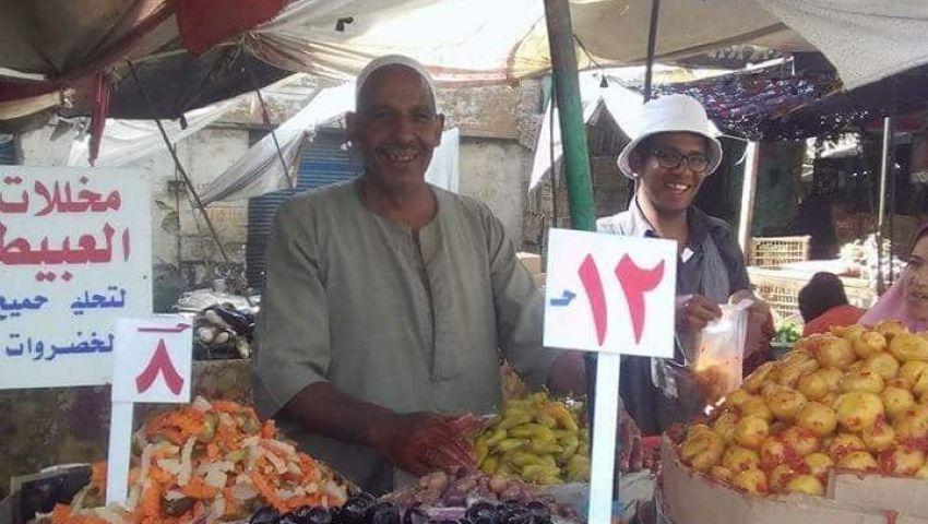 رغم ارتفاع أسعارها.. انتعاش سوق المخللات قبل رمضان