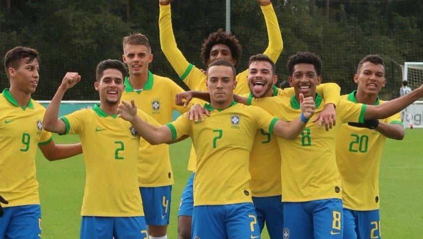 البرازيل تكتسح كندا برباعية في افتتاح مونديال الناشئين