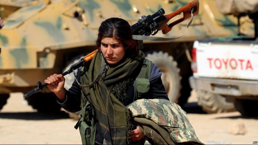 «أم سلمان».. ملهمة داعش «الخيالية» التي قد تعيد إحياء التنظيم