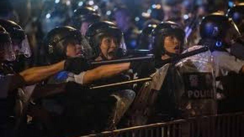 بكين تطالب لندن بعدم التدخل في أزمة هونغ كونغ