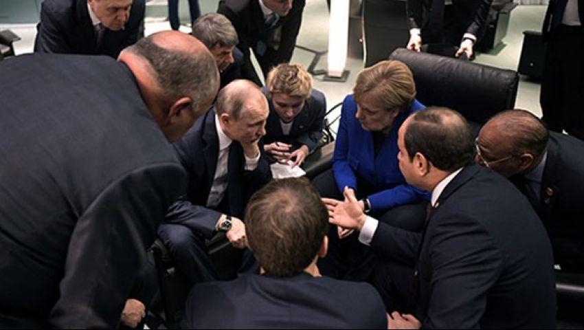 وقف إطلاق النار وانتخابات شاملة.. أبرز بنود مؤتمر برلين حول ليبيا
