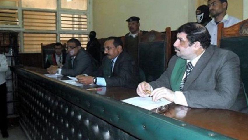 المنيا| تأجيل محاكمة 9 متهمين بالتظاهر لـ 27 يونيو