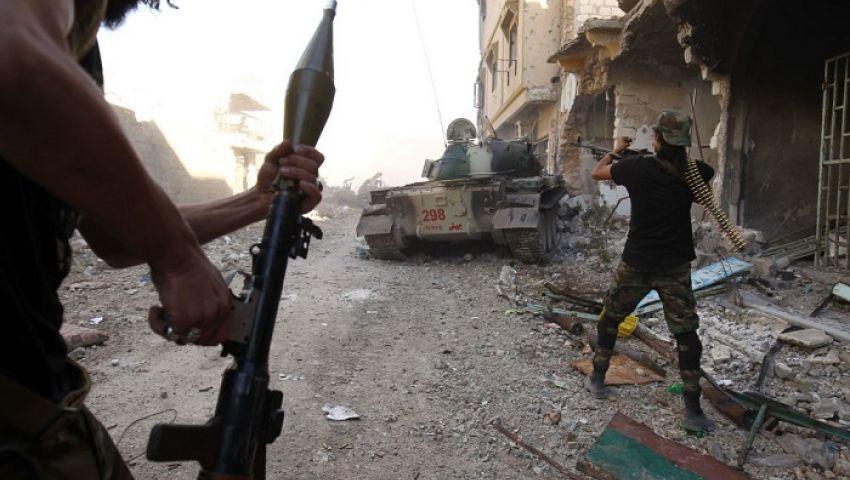 مع استعار القتال حول طرابلس.. الكوليرا وحش جديد يفاقم معاناة الليبيين