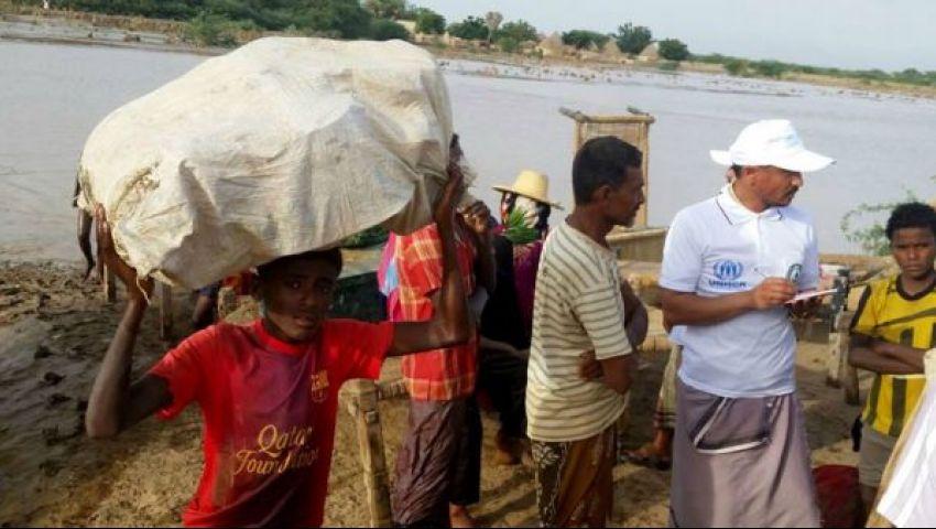 بينهم أطفال ونساء.. الأمم المتحدة تجلي 3 آلاف إثيوبي من اليمن خلال 2019