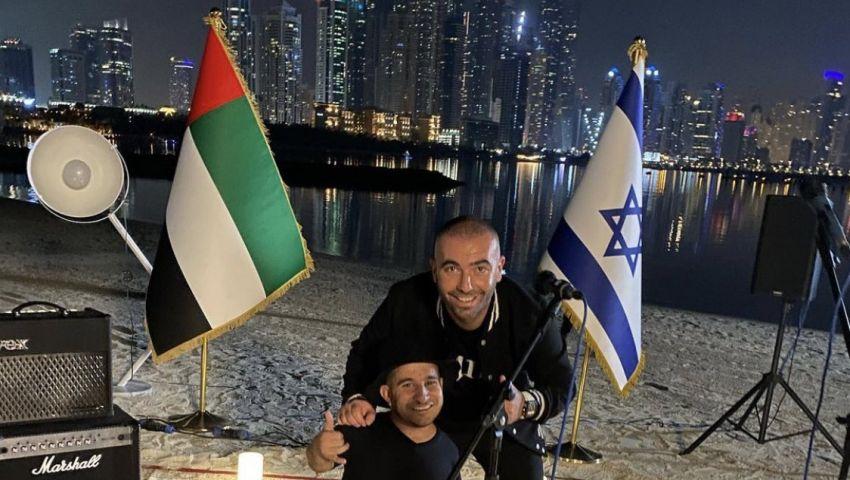 فيديو وصور| من هو المطرب الإسرائيلي صاحب الصورة مع محمد رمضان؟