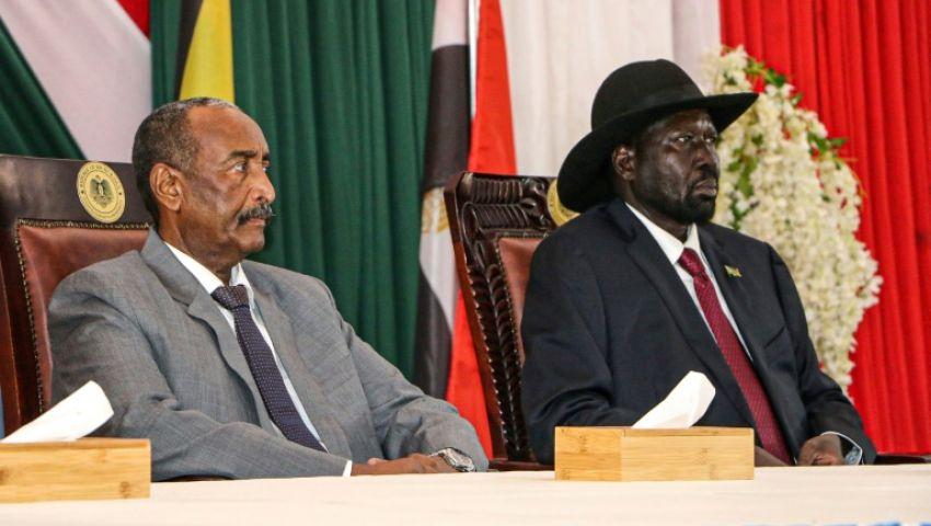 تعثر مفاوضات السلام السودانية في جوبا