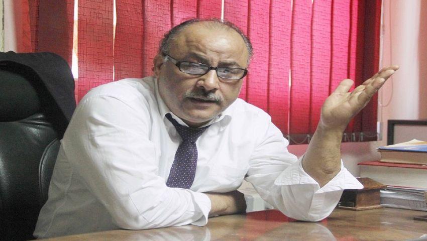 فيديو.. ناصر أمين: أرفض تطبيق عقوبة الإعدام على مُغتصب طفلة البامبرز