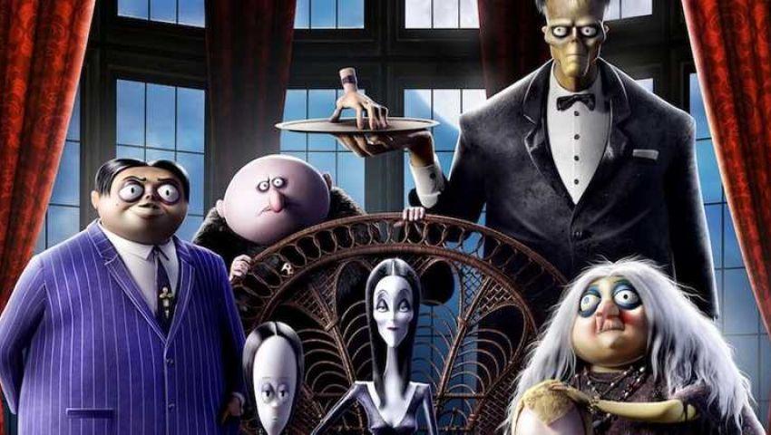 تعرف على إيرادات «The Addams Family».. كوميديا الرعب في المركز الرابع