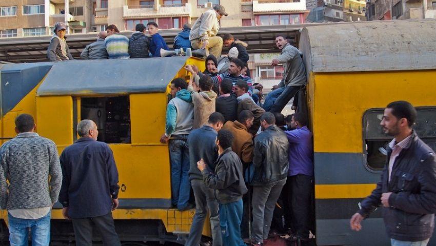 زيادة عدد التذاكر.. وزير النقل يكشف خطةمواجهة زحام القطارات