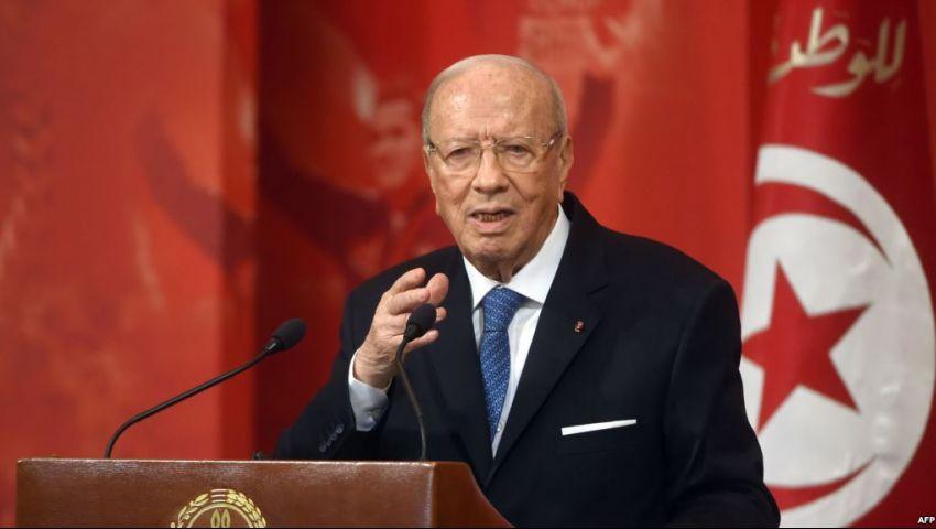 بعد استقالة رئيس الجزائر.. «السبسي» يخشى من مصير «بوتفليقة»