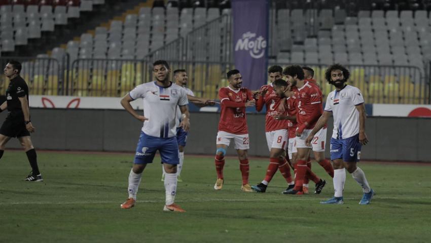 فيديو| كأس مصر.. الأهلي يتخطى أبو قير ويضرب موعدًا مع الاتحاد في قبل النهائي