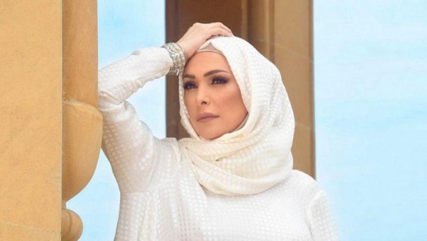 في ذكرى ارتدائها الحجاب.. أمل حجازي تتصدر جوجل بـ «سعادة داخلية»