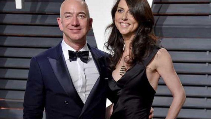 محكمة أمريكية تقر طلاق مؤسس أمازون وزوجته بتسوية 38 مليار دولار