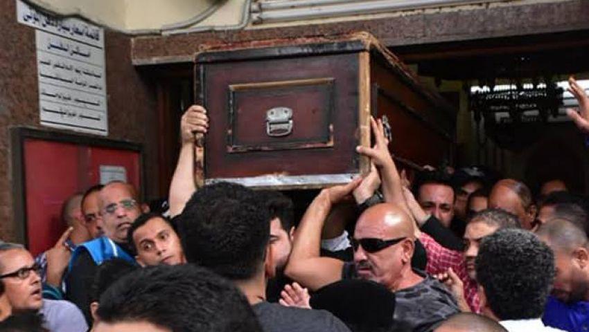 هل تحفظت النيابة على شقة هيثم أحمد زكي؟
