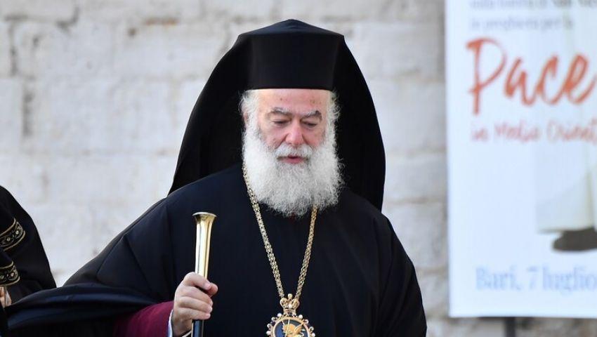 هل تقاطع الكنيسة الأرثوذكسية الروسية بطريركية الإسكندرية؟