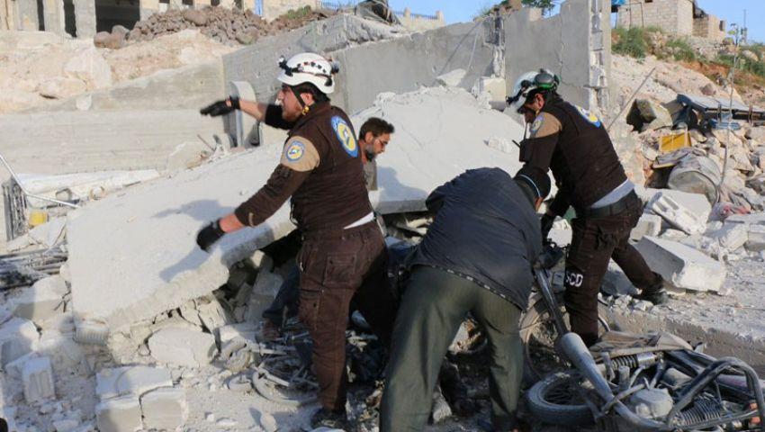 الدماء تسيل في سوريا.. الأسد يستهدف الصائمين في إدلب