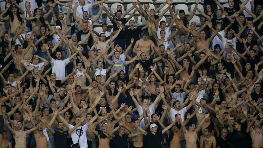 المحكمة الرياضية تلغي حكم «يويفا» بإيقاف بارتيزان الصربي