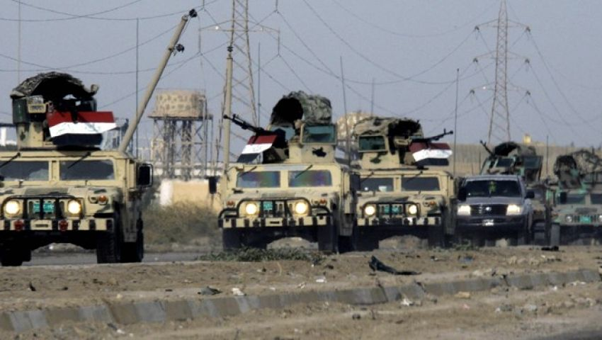 فرض حظر التجوال جنوب الموصل