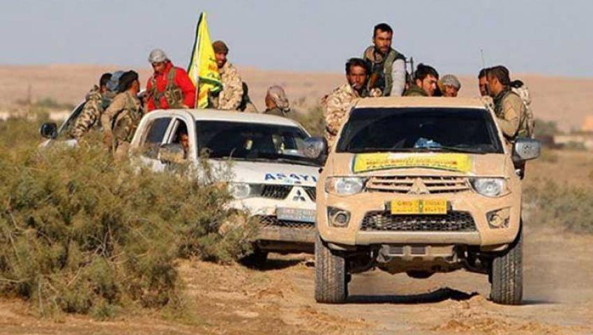 قوات سوريا الديمقراطية توقف العمليات العسكرية قرب سد الطبقة